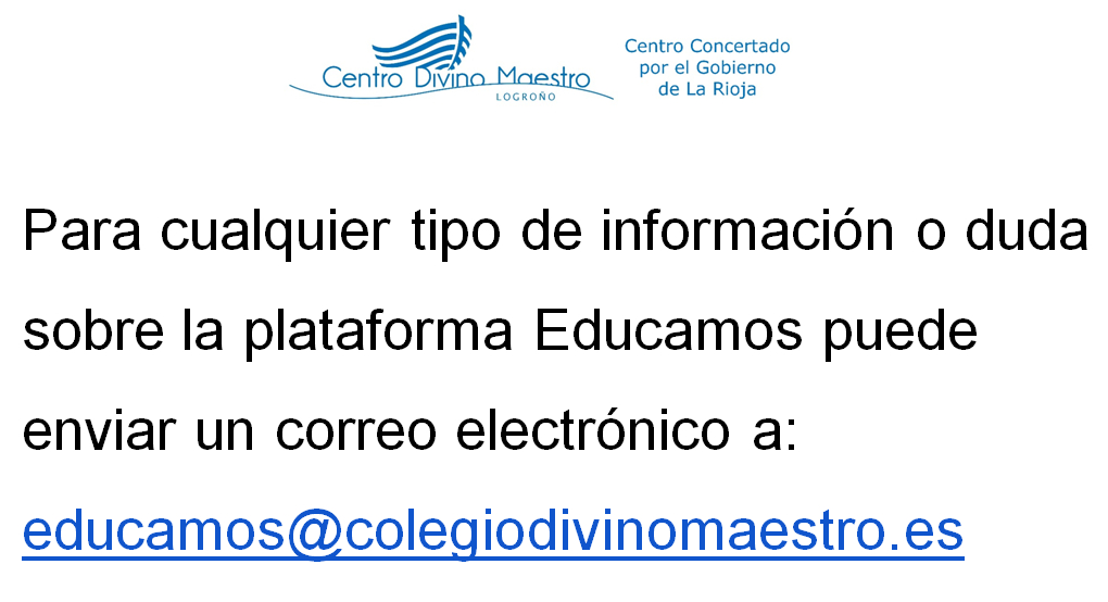 Incidencias Plataforma Educamos